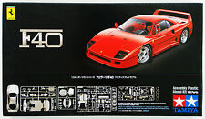 Tamiya 24295 Ferrari F40 1/24 scale kit