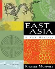 East Asia: A New History (4th Edition), Murphey, Rhoads, Acceptable Book