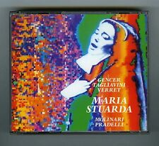 2 CDs MARIA STUARDA GENCER TAGLIAVINI VERRET(HUNT PRODUCTIONS)