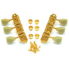 Gotoh Gold Locking Tuners for Vintage Gibson Les Paul SG® Guitar TK-0735-002