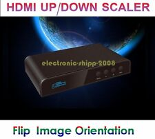 New Video Mirror UP/DOWN Scaler HDMI 1080P Converter,Audio Separation & Mixing