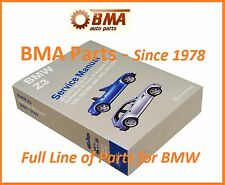 BMW Z3 BENTLEY REPAIR MANUAL 1996-2002 INCLUDING M Roadster Coupe - BZ02