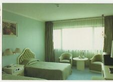 European Guest Room Xhaolong Hotel Beijing China Postcard 073a