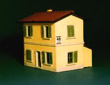 MINITALIA MODELTRENO CASELLO LINEE SECONDARIE art. MI 108K  in kit