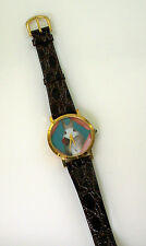 RARE! Vintage Byron Rabbit Bunny Rose in Mouth Tango Image Watch California