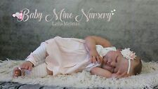 **BabyMine**  Ivy Jane by Melody Hess **extremely realistic newborn reborn**