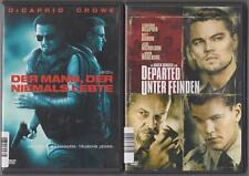 EPARTED UNTER FEINDEN Leonardo DiCaprio + Der Mann, der niemals lebte DVD