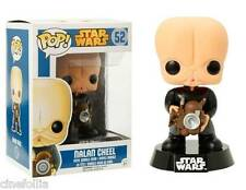 Figura vinile Star Wars Nalan Cheel Pop! Funko Vinyl Figure bobble-head n° 52