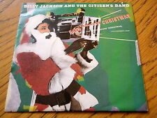 "BILLY JACKSON & THE CITIZEN'S BAND - HAVE A HAPPY CHRISTMAS  7"" VINYL PS"
