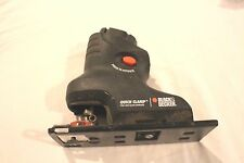 BLACK AND & DECKER QUICK CLAMP JIG SAW JIGSAW ATTACHMENT