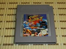 Street Fighter II 2 para Gameboy y color y Advance