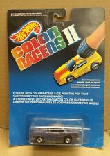 New Mattel Hot Wheels Color Racers II '55 CHEVY 1989 EXTREMELY RARE