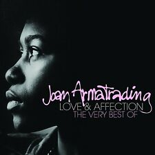 JOAN ARMATRADING ( NEW CD ) LOVE & AND AFFECTION THE VERY BEST OF GREATEST HITS