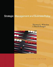 Strategic Management and Business Policy (11th Edition)-ExLibrary