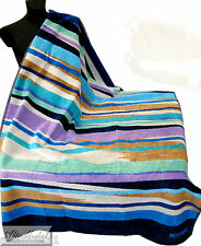 LOLA 170 100x180cm - MISSONI HOME OVERSIZED BEACH TOWEL VELOUR TELO MARE CINIGL
