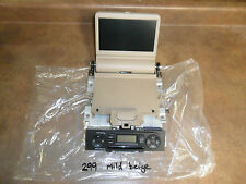 OEM Honda Pilot Odyssey Roof Display Video DVD Screen 2002-2004 Mild Beige