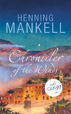Henning Mankell - Chronicler of the Winds - Signed - UK First First Ed HBK