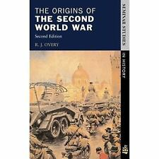 The Origins of the Second World War (2nd Edition), Overy, R.J., Good Book