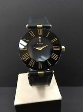H.Stern  18 K Gold / Real Diamonds  / Sapphire  Stainless Jewelry  Watch