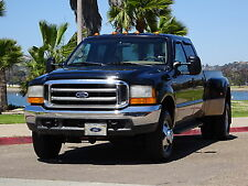 Ford: F-350 CREW CAB 7.3L DIESEL 4X4 LONG BED DUALLY DRW 7.3