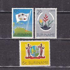 surinam 1960 Sc 282/3 set MNH       e827