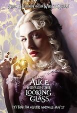 ALICE THROUGH THE LOOKING GLASS MANIFESTO DISNEY ANNE HATAWAY THE WHITE QUEEN