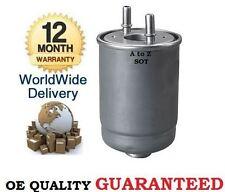 Pour RENAULT FLUENCE MEGANE SCENIC & GRAND SCENIC CC DCI 2005 -- & gt nouveau carburant filtre