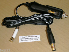 24v 2A Auto Charger Adapter Power-Lead for ultrasonic fogger, mist-maker mister