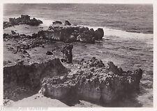 LIBIA: SCAVI DI TOLEMAIDE  1938 SOPRINTENDENZA MONUMENTI
