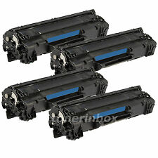 4 pack Canon 128 Compatible Toner For ImageClass MF4420 MF4550 MF4570dn MF4580dn