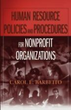 Human Resource Policies and Procedures for Nonprofit Organizations