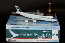 "Cathay Pacific B747-8F B-LJC "" 100th Boeing Aircraft"" 1:200 Diecast Models  2803"