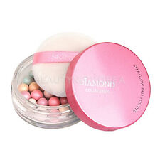 [SKIN79] Diamond Star Glow Ball Powder 14g / 5 Marbles of pastel colors
