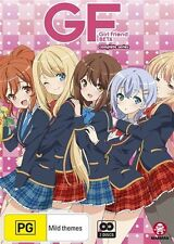 Girl Friend Beta Complete Series (Subtitled Edition) NEW R4 DVD