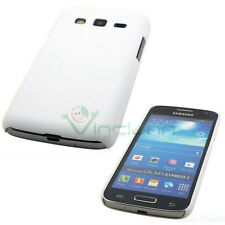 PELLICOLA + Custodia BIANCA BACK cover rigida per Samsung Galaxy Express 2 G3815