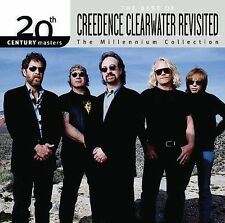 Creedence Clearwater Revisited The Best of Creedence Clearwater Revisit CD
