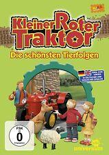 DVD * KLEINER ROTER TRAKTOR -  DIE SCHÖNSTEN TIERFOLGEN # NEU OVP §