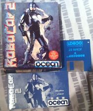 ROBOCOP 2 - ATARI ST GAME - COMPLETE RARE BIG BOX