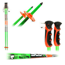 NEW Scott TEAM ISSUE Ski Poles 46 in /120cm / Rare Color: Lime Green / BRAND NEW
