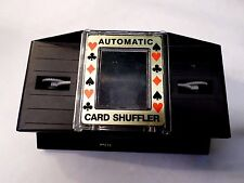 Casino Vintage 1 or 2  Deck Automatic Card Shuffler