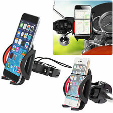 Universal Motorcycle MTB Bike Bicycle Handlebar Mount Holder For Phone iPhone
