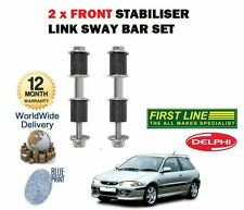 PROTON SATRIA 2000-2004 NEW 2x FRONT LEFT + RIGHT STABILISER SWAY LINK BAR SET