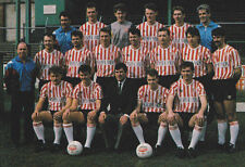DERRY CITY FOOTBALL TEAM PHOTO 1989-90 SEASON