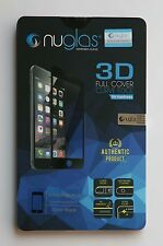 Nuglas Tempered Glass Screen Protector iPhone Plus 6/6s 3D (US Distributor)