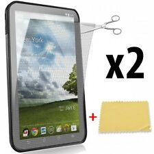 LOT 2 pcs Film de protection ecran UNIVERSEL 7 pouces pour Tablette/GPS/Portable