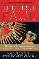 THE FIRST PAUL by Marcus Borg BRAND NEW BOOK Case-Fresh BEST EBAY PRICE!
