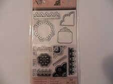 Art-C Stamp & Cut Set - Lace & Doilies -#312