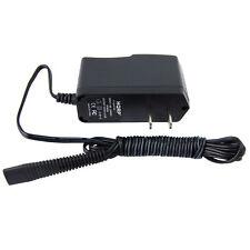 HQRP Cargador de corriente para Braun 67030720 / 7030720 / Tipo 5690 Afeitadora