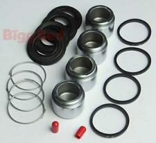 Mercedes SL Class R107 REAR Brake Caliper Seal & Piston Repair Kit (2) BRKP109