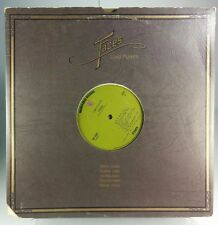 Faces/Rod Stewart Long Player VG+ Vinyl Die Cut Textured Cover WS 1892 1971